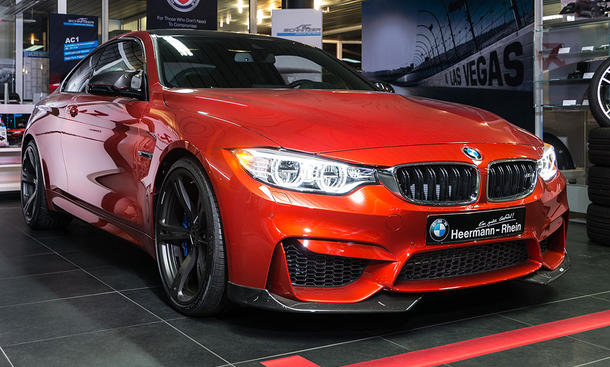 BMW M4 ASC4 Heermann Rhein