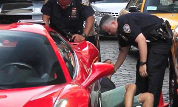 Ferrari New York Chabbott