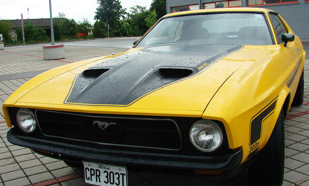 Ford Mustang 302ci (1971)