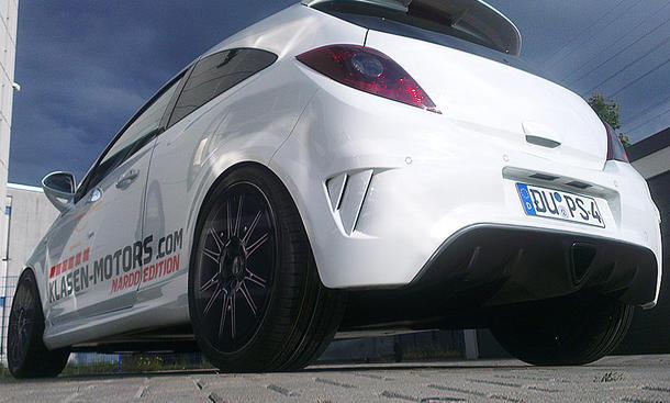 Klasen Opel Corsa