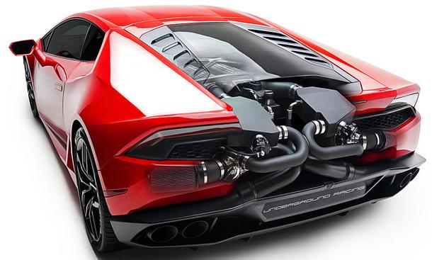 Lamborghini Huracán von Underground Racing