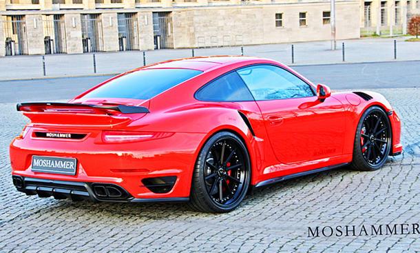Porsche 911 Turbo von Moshammer