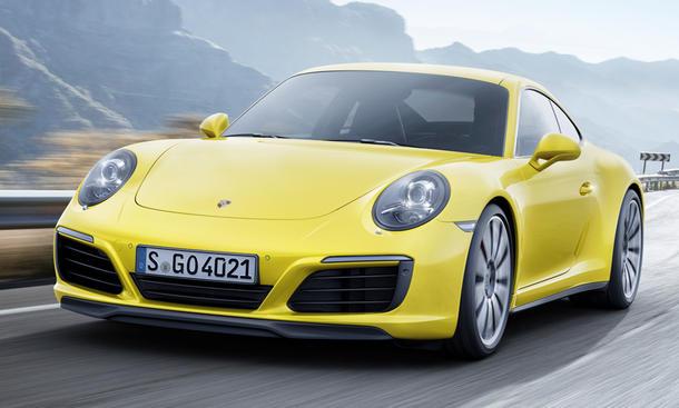 Porsche 911 FL