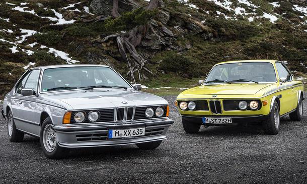 BMW 3 0 CSL 635 CSi