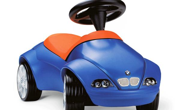 bmw r ckruf f r bobby car baby racer iii bild 3. Black Bedroom Furniture Sets. Home Design Ideas