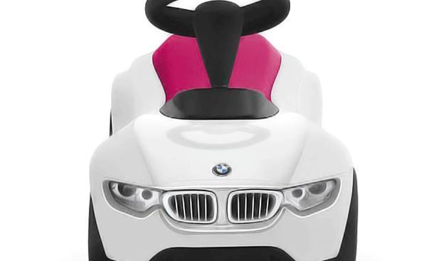 bmw r ckruf f r bobby car baby racer iii. Black Bedroom Furniture Sets. Home Design Ideas