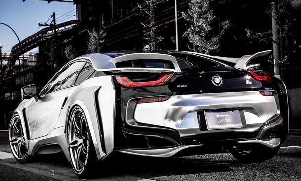 BMW i8 von Energy Motorsport