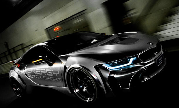 bmw i8 tuning von energy motorsports bild 29. Black Bedroom Furniture Sets. Home Design Ideas