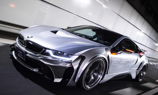 bmw i8 tuning energy motorsport BMW i8 von Energy n412852 7 panorama 1