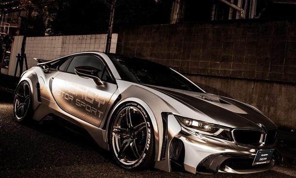 bmw i8 tuning energy motorsport BMW i8 von Energy n412852 9 panorama 1