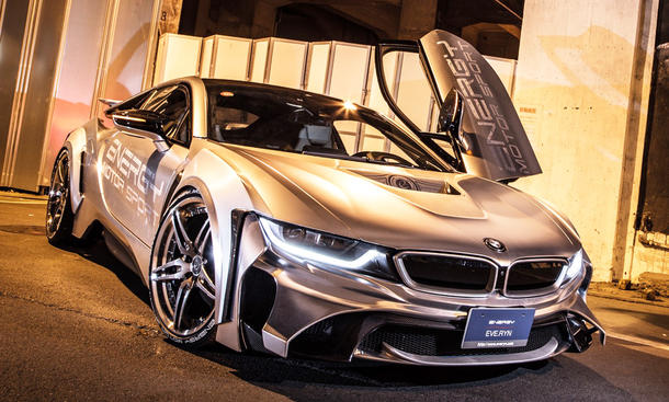 bmw i8 tuning von energy motorsports bild 21. Black Bedroom Furniture Sets. Home Design Ideas
