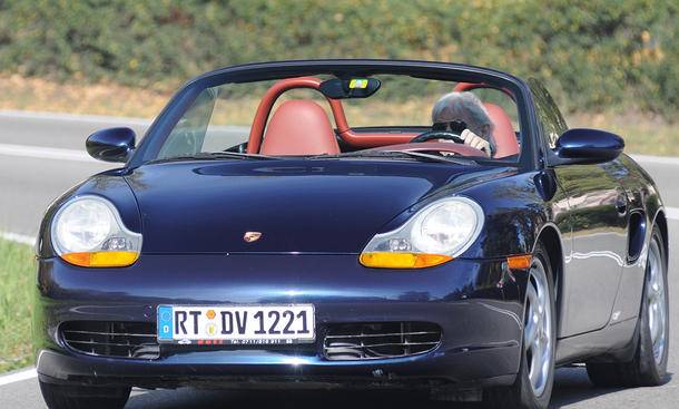 porsche boxster 986 gebrauchtwagen test. Black Bedroom Furniture Sets. Home Design Ideas