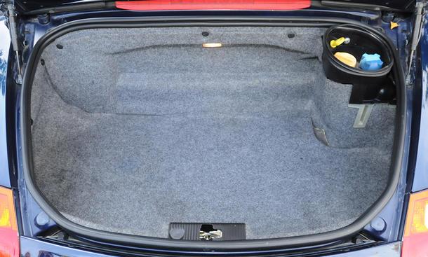 porsche boxster 986 gebrauchtwagen test bild 6. Black Bedroom Furniture Sets. Home Design Ideas