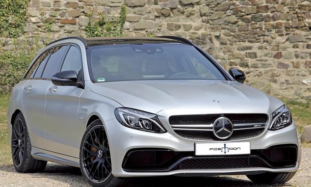 Mercedes-AMG C 63 S T-Modell: Tuning | autozeitung de