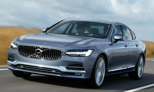 Volvo S90 startet bei 42.750 Euro