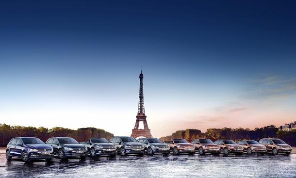 VW Allstar-Sondermodelle 2015