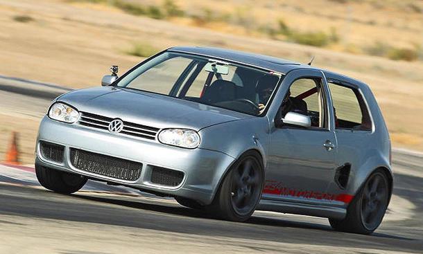 VW Golf GTI von 034Motorsport