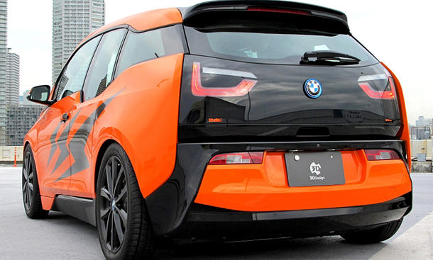 bmw i3 tuning von 3d design bild 3. Black Bedroom Furniture Sets. Home Design Ideas