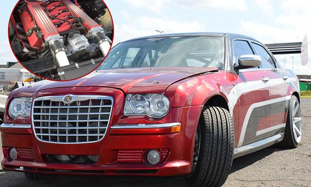 Chrysler 300C mit V10