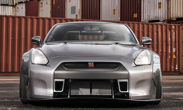 Nissan GT-R von Exlusive Motoring