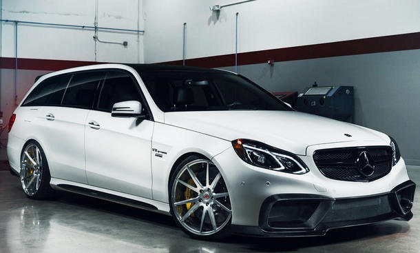 mercedes amg e 63 tuning von renntech. Black Bedroom Furniture Sets. Home Design Ideas