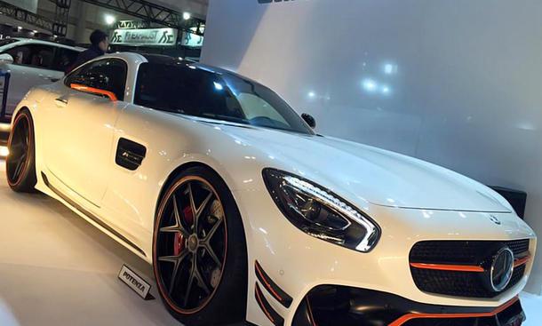 Mercedes AMG GT von Wald International