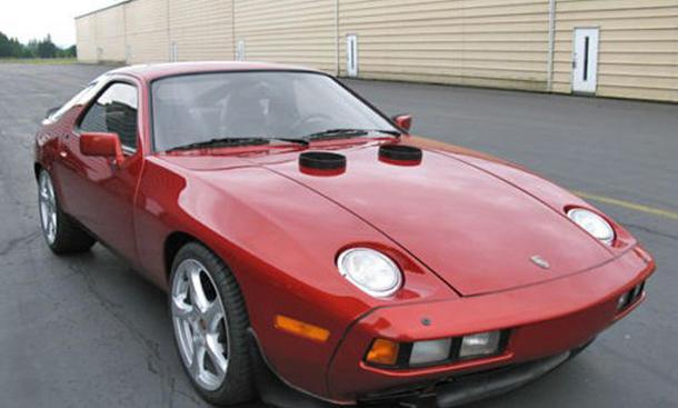 Porsche 928: eBay-Fund