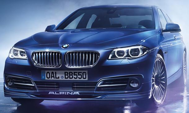 Alpina BMW: Neuheiten und Klassiker