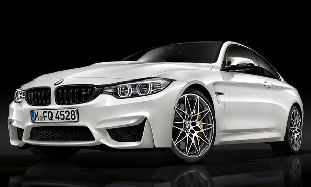BMW M4 Competition Paket