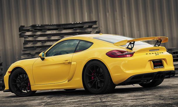 Fabspeed Cayman GT4
