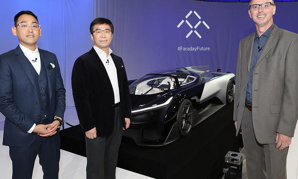 Faraday Future Zero1