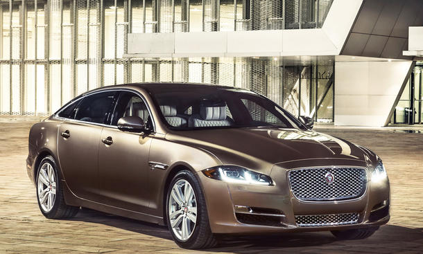 jaguar xj facelift 2016 vorstellung bild 6. Black Bedroom Furniture Sets. Home Design Ideas