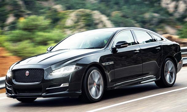 Jaguar XJ-The Top Model