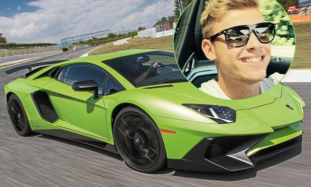 Max Meyer: Unfall mit Lamborghini