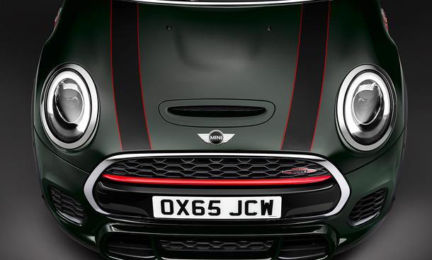 mini jcw cabrio 2016 vorstellung bild 4. Black Bedroom Furniture Sets. Home Design Ideas