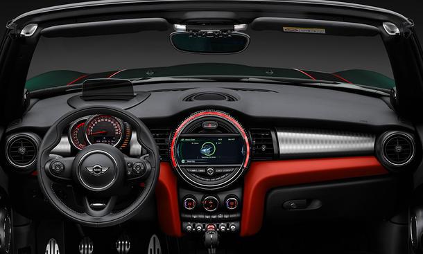 Mini John Cooper Works Cabrio (2016)