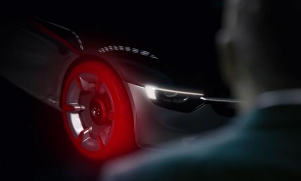 Opel GT: Teaser