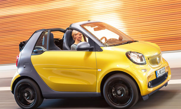 smart fortwo typ 453