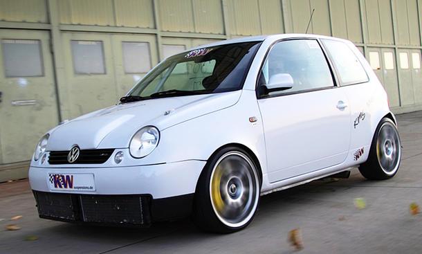 VW Lupo mit 500 PS!