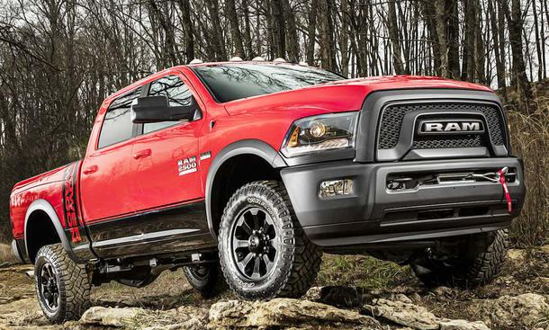 RAM Power Wagon (2017)