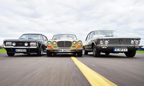 Trio Infernale – Opel, Daimler, Fiat