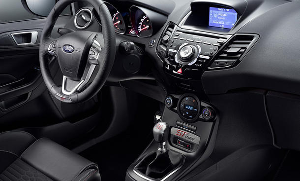 Ford Fiesta ST200 2016 Preis