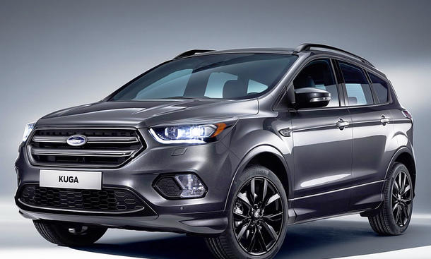 New Focus 2019 >> Ford Kuga 2. Generation | autozeitung.de