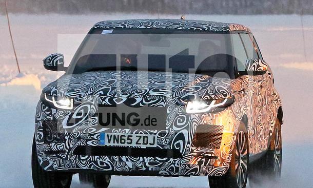 Jaguar bringt E-Pace