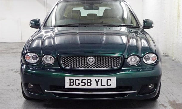 Jaguar X-Type Estate: Auto der Queen