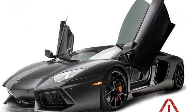Lamborghini Aventador von Underground Racing