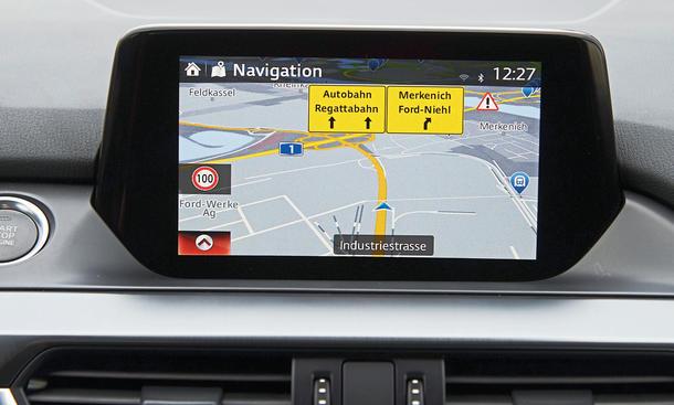 Mazda Mzd Connect Apps >> Navigationsgeräte im Test (2016): Test | Bild 3 - autozeitung.de