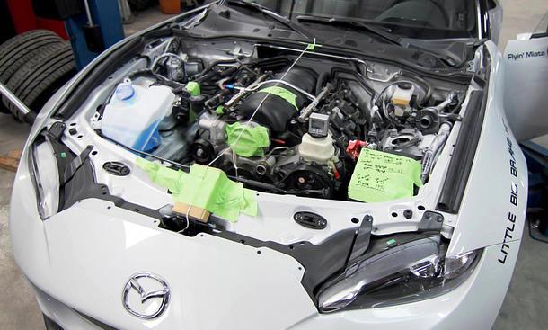 Mazda MX-5 von Flyin' Miata
