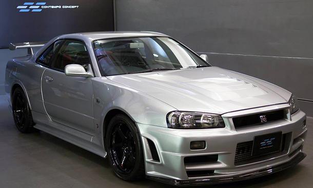 Nissan GT-R Nismo Z-Tune