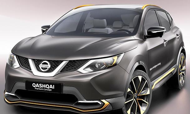 Nissan qashqai x trail genfer autosalon 2016 for Nissan farben qashqai